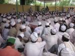 Before kull sarif at the 10th urs of FASAHAT MIYAN HUZUR